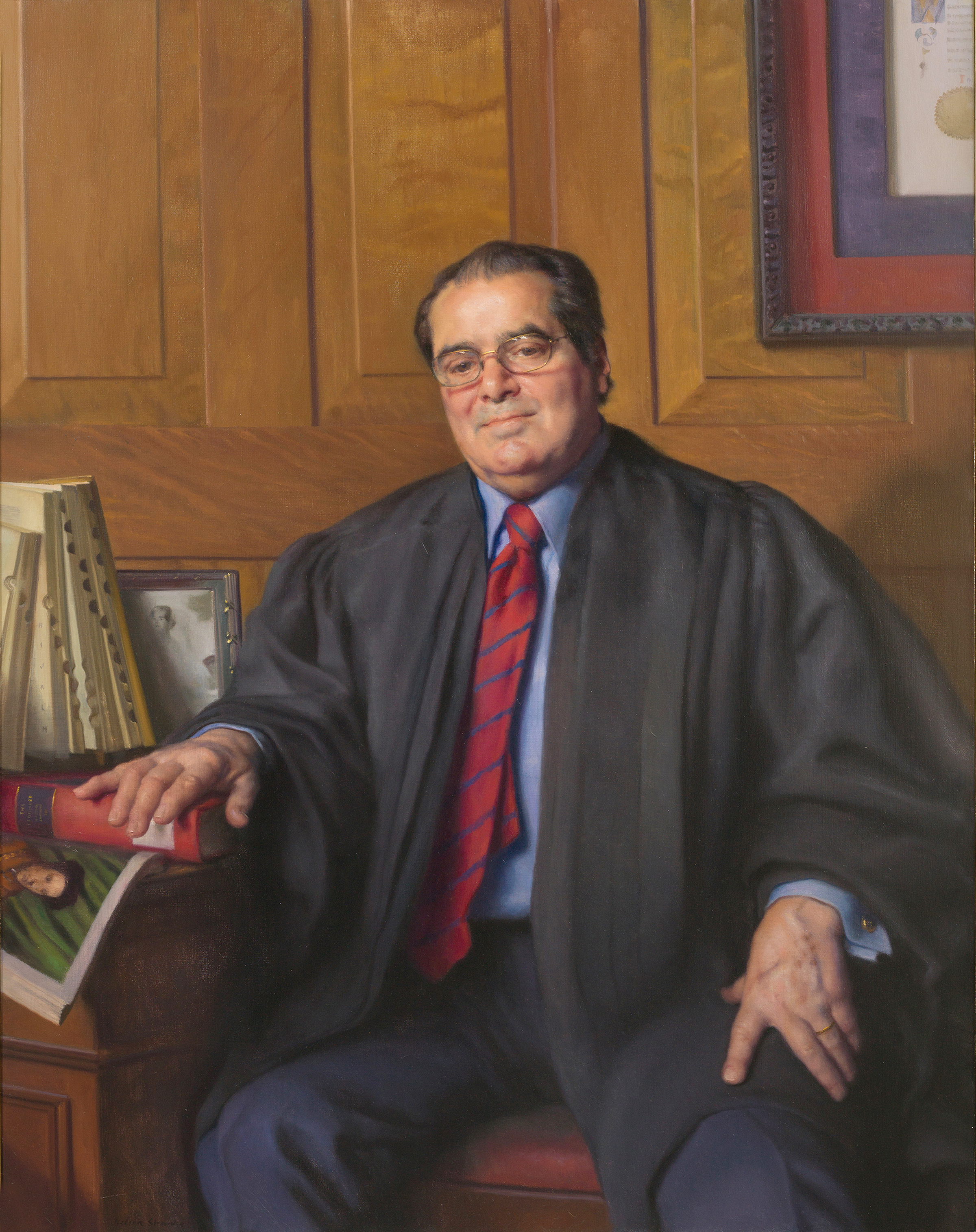 """antonin scalia The following is a series of questions posed by ronald collins to richard l hasen on the occasion of the publication of his book """"the justice of contradictions: antonin scalia and the politics of disruption"""" (yale university press, 2018, pp 226) richard hasen is the chancellor's professor of law and."""